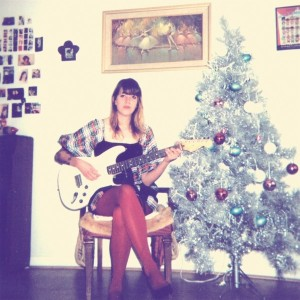 Cassie Ramone, Christmas in Reno (Burger Records)